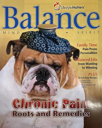 Chronic Pain - Balance Magazine (Pack of 50)