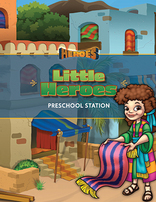 Little Heroes VBS Preschool Program
