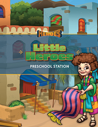 VBS 20 Little Heroes (preschool) Eng