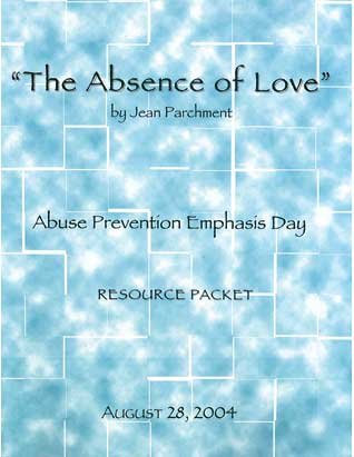 Abuse Prevention Day Program Booklet
