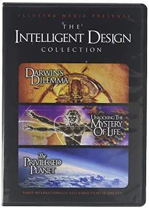 The Intelligent Design Collection on DVD