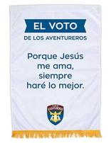 Adventurer Club Pledge Banner (Spanish)