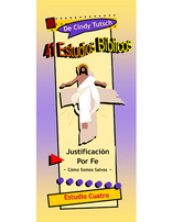 41 Bible Studies/#4 Justification By Faith (Spanish)