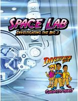 Galactic Quest VBS - Space Lab Leader's Guide (The Big 3)