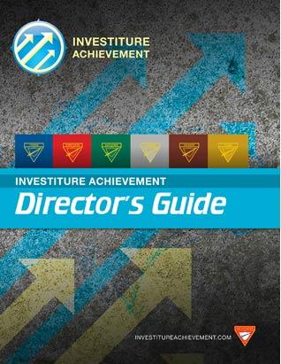 Investiture Achievement Director's Guide