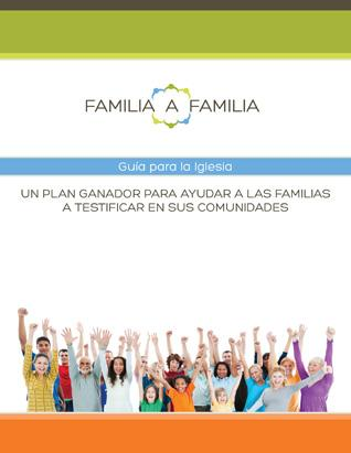 Family-to-Family Church Guide - Spanish
