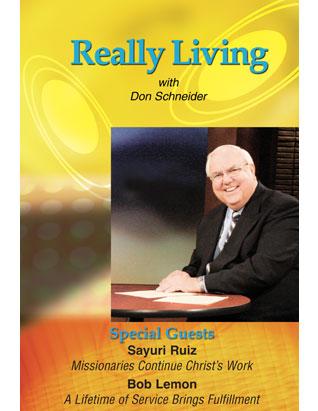 Ruiz & Lemon -- Really Living DVD