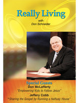 McLafferty & Cobb -- Really Living DVD