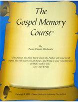The Gospel Memory Course