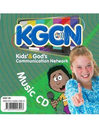 KGCN Music CD
