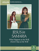 Jesus in Samaria - Leaders Guide