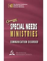 Communication Disorder - Keys to Special Needs Ministries
