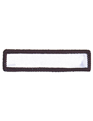 Adventurer Uniform Custom Rectangle Strip