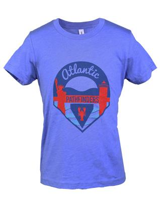 Camiseta Atlantic Union