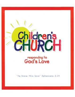 Children's Church Lessons - Responding to God's Love