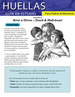 Footprints for Parents and Mentors Study Guide Lesson 5 (Spanish)