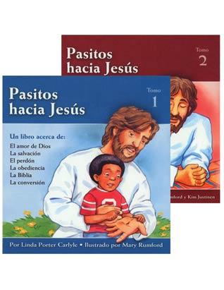 Child's Steps to Jesus (Spanish)