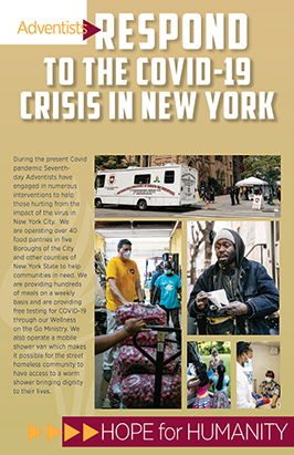 Hope for Humanity Greater New York English Bulletin Insert