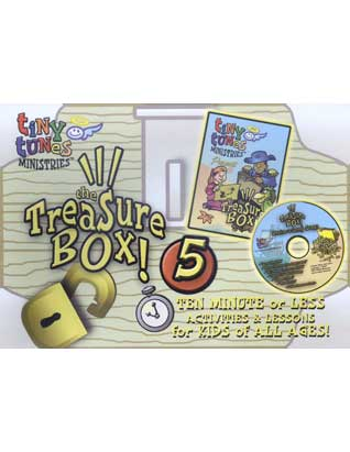 The Treasure Box!--CD