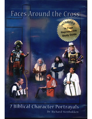 Faces Around the Cross--DVD