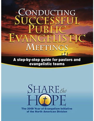 Conducting Successful Public Evangelistic Meetings