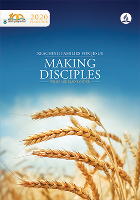Reaching Families for Jesus: Making Disciples - 2020 Family Ministries Planbook