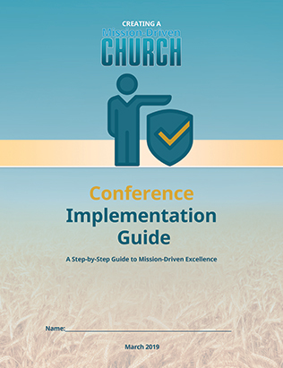 Mission Driven Church Conference Gd