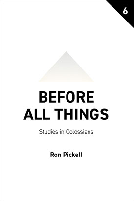 Before All Things: Participant's Guide