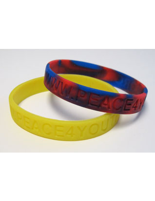 Campus Based Youth Ministries - Wristband (Package of 10)