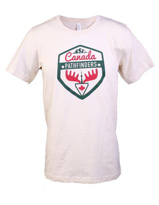 Camiseta Canadian Union