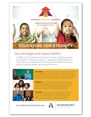 Adventist Education Bulletin Insert