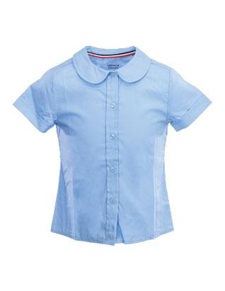Adventurer Girls' Light Blue Uniform Blouse