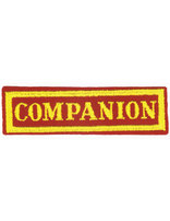 Companion Class Name Strip