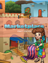 Heroes VBS Marketplace Guide (Craft Station)