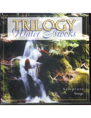 Water Brooks--audio CD