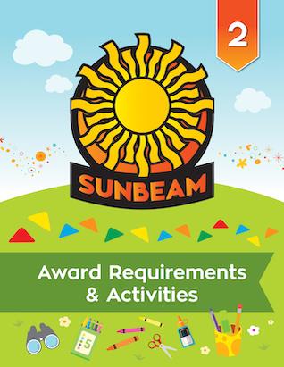 Sunbeam Award Requirements & Activit