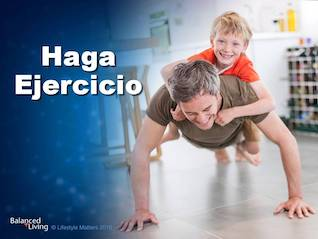 Exercise: It Goes to Your Head - Balanced Living - PPT Download (Spanish)