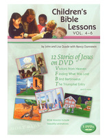 Children's Bible Lessons Volume 4-6