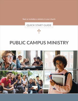 Public Campus Ministry Quick Start Guide