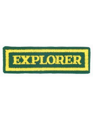 Tira de la clase de Explorador