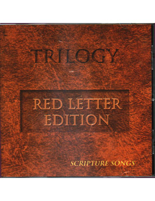 Red Letter Edition--audio CD