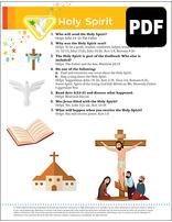 Helping Hand Holy Spirit Award - PDF Download