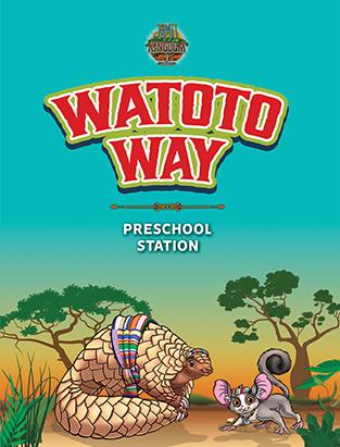 Jamii Kingdom VBS Watoto Way (Preschool)