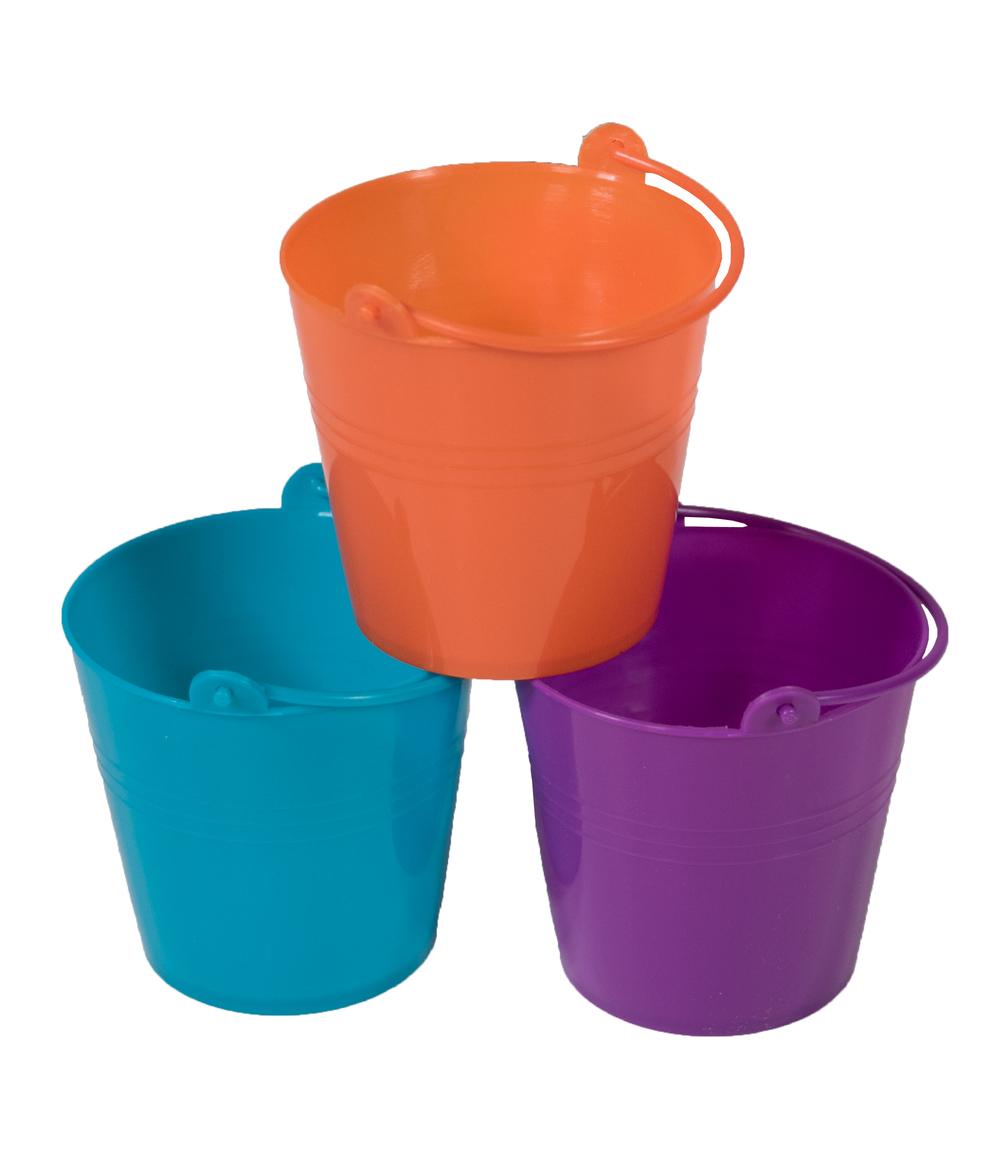 Mini Plastic Bucket