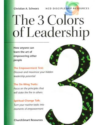The 3 Colors of Leadership