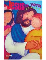 Jesus Is with Us Big Bible Book