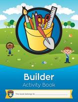 Builder Activity Book