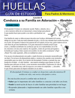 Footprints for Parents and Mentors Study Guide Lesson 8 (Spanish)