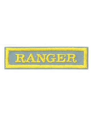 Ranger Class Name Strip