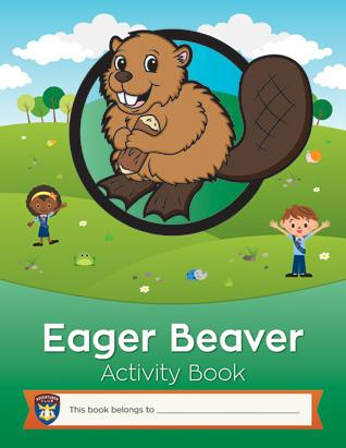 Eager Beaver Activity Book